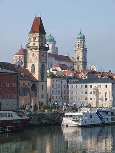Passau Bavaria - germany