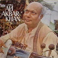 The Great.. Ustad Ali Akbar Khan !!