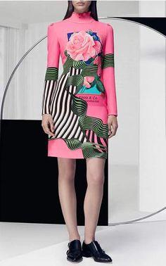 Mary Katrantzou Look 11 on Moda Operandi