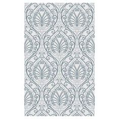 Whether anchoring the living room seating group or highlighting your master suite decor, this beautifully hand-tufted New Zealand wool rug offers scrolling o. Candice Olson, Transitional Area Rugs, Hand Tufted Rugs, Accent Rugs, Modern Rugs, Joss And Main, Soft Colors, Throw Rugs
