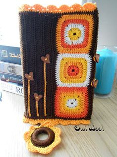 OwlWool Autumn, Blanket, Bed, Crochet, Fashion Accessories, Home Furnishings, Tricot, In Living Color, Crocheting