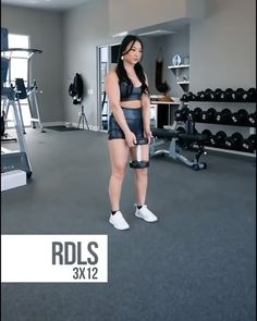 Strengthening the glutes and hamstrings will carry over to other forms of the deadlift such as conventional Higher reps with lower weight will lend to hypertrophy of the hamstrings and posterior chain Works the calves, quads, and forearms indirectly Mens Bicep Workout, Back Workout Men, Workout At Work, Butt Workout, Deadlift Benefits, Benefits Of Squats, Pilates Workout Videos, Gym Workouts, Deadlift Variations