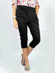 FEEROL QUARTER BLACK [FF0213-10010] - Rs399.00 : FEEROL FASHIONS, The Fashion Collection
