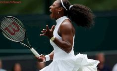 Away from Wimbledon 2017, Serena Williams back at the court