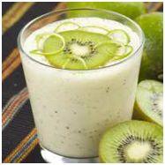 Kiwi Banana Soy and Walnut Smoothie - Nutribullet Recipes