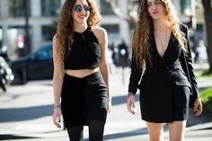 Photos: Paris Fashion Week Fall 2014 Street Style | W Magazine