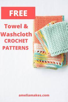Crochet Dish Towels, Crochet Kitchen Towels, Crochet Dishcloths, Chrochet, Quick Crochet, Free Crochet, Crochet Socks, Crochet For Beginners, Crochet Patterns