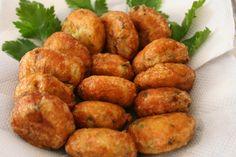 Indonesian potato patty (perkedel)