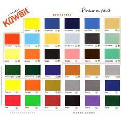 Aerosol Esmalte Sintetico Kuwait 440 Cm Colores Pintra - $ 89,99 en MercadoLibre