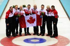 Canada #curling