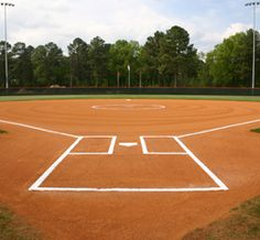 Softball Field <3