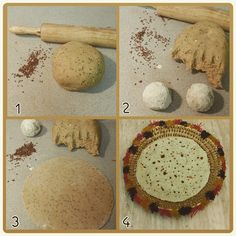 """#Homemade #roti (#Indian flat #bread). #Love the fact that you know what is going into it, make it a fun #family activity and change up the ingredients to…"""