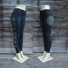 3f62d173d7 Chakra Fitness Pants - Sacred Geometry Clothing - Festival Clothing - Yoga  Pants These comfortable and
