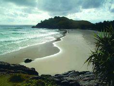 Australia's best beaches ... Norries Head, south of Cabarita, NSW.