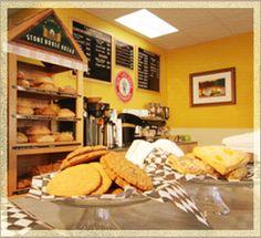 Stone House Bread Café - Leelanau Peninsula. Our favorite lunch spot
