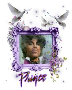 """""""Prince"""" by girlinthebigbox ❤ liked on Polyvore featuring art, music, prince, singer, Songwriter and artists"""