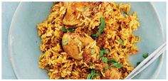 Chicken biryani (Drum) South African Recipes, Ethnic Recipes, Seafood Recipes, Chicken Recipes, Beans Curry, Tinned Tomatoes, Biryani, Cooking Classes, Fried Rice