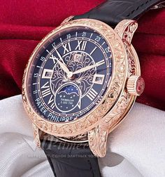 "Реплики часов Patek Philippe - Часы ""Sky Moon Tourbillon 6002"" от Patek Philippe модель № 193.86"