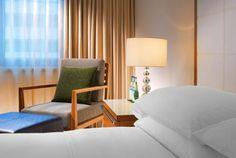 Club Zimmer im Sheraton Frankfurt Airport Hotel & Conference Center
