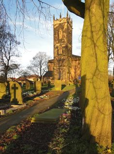 "Picture of South Yorkshire - Pictures of England ""St Albans Church Wickersley South Yorkshire"" My Village Church."