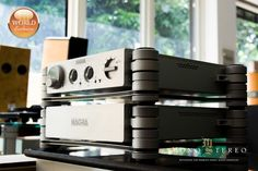 Mono and Stereo High-End Audio Magazine Nagra HD preamplifier