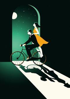 The Theory of Everything | Malika Favre Bike/Wheelchair