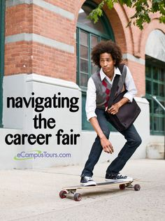 tips for navigating the career fair