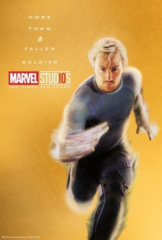 Marvel, Avengers Age of Ultron // More than a fallen soldier - Pietro Maximoff, Quicksilver