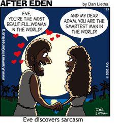 Origin of Sarcasm