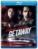 Getaway Ethan Hawke, Selena Gomez on Blu-ray. The clock is ticking as former race car driver Brent Magna (Ethan Hawke) barrels around the streets of Bulgaria to save his abducted wife.