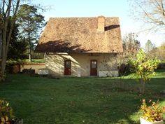 Un des bâtiments indéêndants des Chambres d'Hôtes et studios meublés à vendre à Briare en Loiret