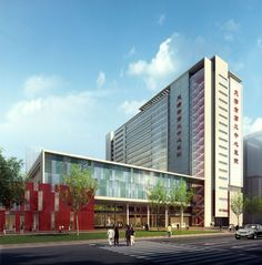 Tianjin Third Central Hospital RTKL Associates Inc.