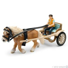 Pony carriage by Schleich