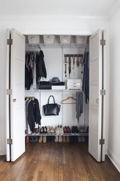 Maximizing Closet Space: 6 Tips – Room For Tuesday – Home Diy Organizations