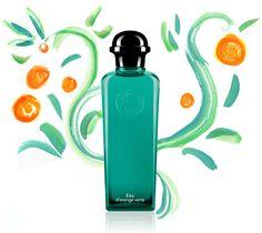 Hermès | Eau d'orange verte Eau de Cologne 50ml 65€