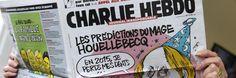 Charlie Hebdo reçoit un prix de la liberté d'expression -le 5 mai 2015 à new-york