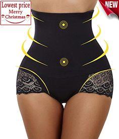 43778e0d47ec6 Gotoly Invisable Body Shaper High Waist Tummy Control Panty Slim Butt  Lifter Waist Trainer