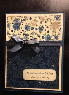 Stampin' Up! Use CTMH paper pack