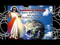 The Chaplet of Divine Mercy Prayer