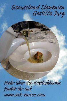 Und wieder einmal eine Restaurant-Empfehlung für Slowenien. Das Restaurant Jurg bei Rogaška Slatina ist nicht leicht zu finden, aber das Suchen lohnt!