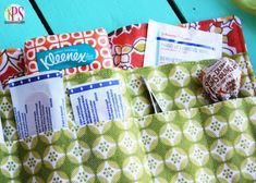 Portable First-Aid Kit Sewing Tutorial