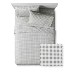 Gingham Sheet Set - Pillowfort,