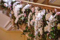 Luttrellstown Castle Wedding Flowers - Wedding Florist in Ireland - Lamber de Bie Flowers