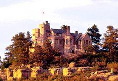 Cherokee Castle in Colorado