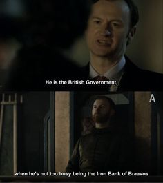The many faces of Mark Gatiss ~ via Game of Thrones by Wetpaint's Facebook page