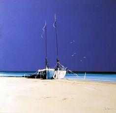 Art is not a luxury, it is a necessity. | John Horsewell