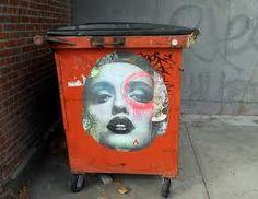 street artist dain -