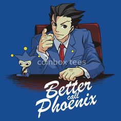 [Image - 827437]   Phoenix Wright: Ace Attorney   Know Your Meme