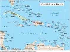 ✮ The Caribbean Islands