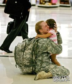 """Follow """"The Leader"""": Welcome Home Soldier"""